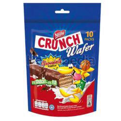 Nestle Crunchy Wafer Chocolate 10x11.1gm