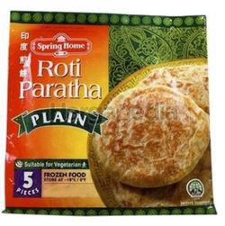 Spring Home Roti Paratha Plain 320gm
