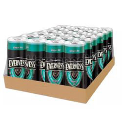 Evervess Ginger Ale Can 24x320ml