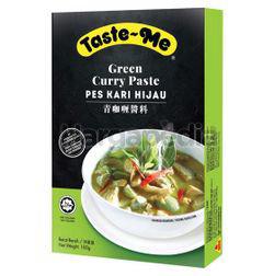 Taste Me Green Curry Paste 100gm