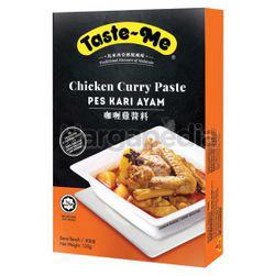 Taste Me Chicken Curry Paste 120gm