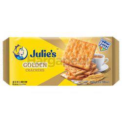 Julie's Golden Crackers 368gm