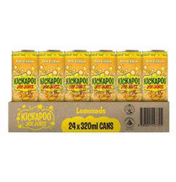 Kickapoo Joy Juice Lemonade 24x320ml