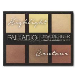 Palladio The Definer Contour Palette 1s