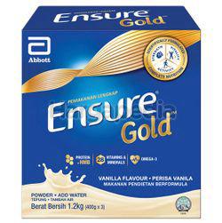 Ensure Gold Vanilla 1.2kg