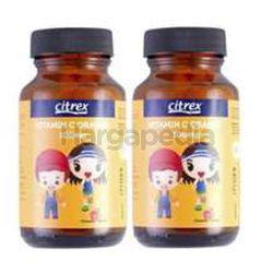 Citrex Vitamin C Orange 100mg 2x90s