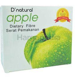 D'Natural Apple Dietary Fibre 15x20gm