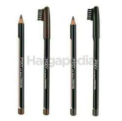 Pixy Eye Brow Crayon Natural Black 1s