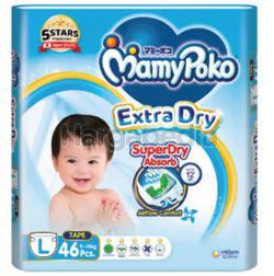 Mamy Poko Extra Dry Skin Tape L46