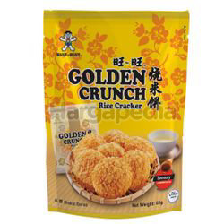 Want-Want Golden Crunch Rice Crackers 63gm