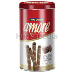Tong Garden Amore Wafer Roll Chocolate 300gm