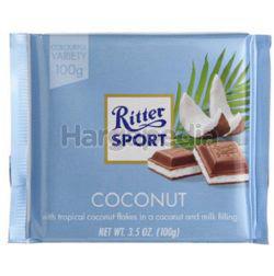 Ritter Sport Chocolate Coconut 100gm