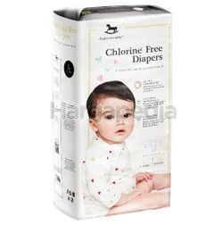 Applecrumby Chlorine Free Tape Diapers L36