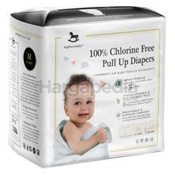 Applecrumby Chlorine Free Pull Up Diapers M22