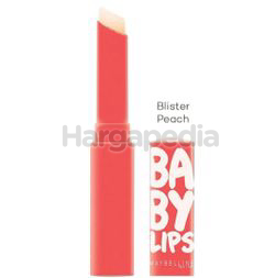 Maybelline Baby Lip Balm Peach 4.5gm 1s