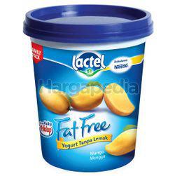 Lactel Fat Free Yogurt Mango 470gm