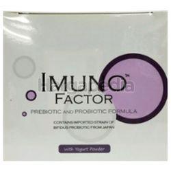 Imuno Factor Prebiotic Formula 30s
