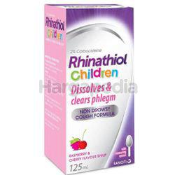 Rhinathiol Children Cough Syrup 125ml
