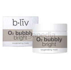b.liv O2 Bubbly Bright Oxygenating Mask 50gm
