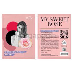 b.liv My Sweet Rose Mask 1s