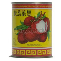 888 Lychee In Syrup 565gm