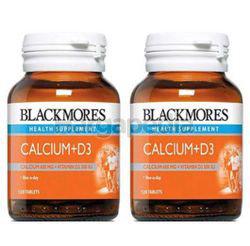 Blackmores Bio Calcium + D3 2x120s