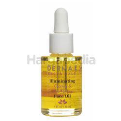Derma E Illuminating Roseship & Cranberry Face Oil 30ml