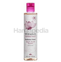 Derma E Essentials Radiance Toner 175ml