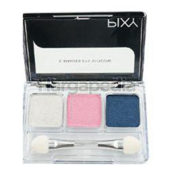 Pixy 3 Shades Eye shadow 13 Pinkish Peach 1s