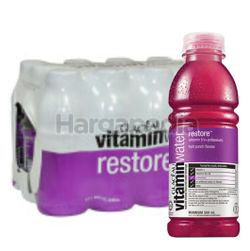 Glaceau Vitamin Water Restore 12x500ml