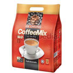 Aik Cheong 3in1 Instant Coffee Mix Regular 100x20gm