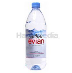 Evian Mineral Water 1lit