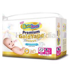 Baby Love Premium Gold Tape Jumbo Pack S76