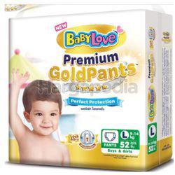 Baby Love Premium Gold Pants Jumbo Pack L52