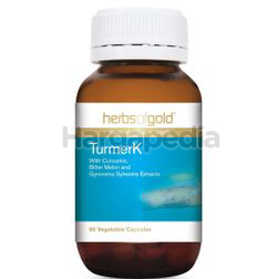 Herbs Of Gold Turmerk 90s
