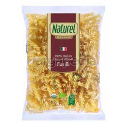 Naturel Organic Fusilli 500gm