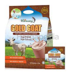 Harwany Gold Goat Milk Powder Chocolate 18x21gm