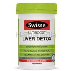 Swisse Liver Detox 120s
