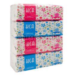 KCA Ultra Soft Pack Tissue 4x140s