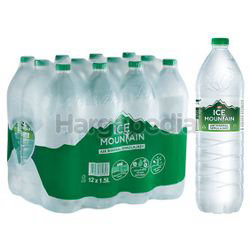 Ice Mountain Mineral Water 12x1.5lit