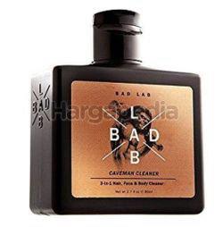 Badlab Caveman 3in1 Hair, Face & Body Cleaner 80ml