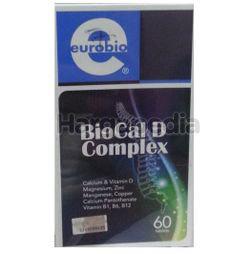 Eurobio Biocal D Complex Tabs 60s