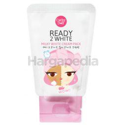 Cathy Doll Ready 2 White Milky White Cream Pack 6ml