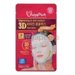 Happy Mask  3D Face Mask 1s