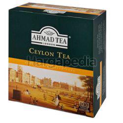 Ahmad Tea Ceylon Tea 100s
