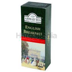 Ahmad Tea English Breakfast Tea 25s