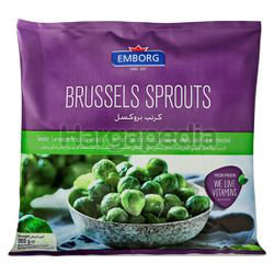 Emborg Brussels Sprouts 900gm