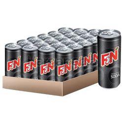 F&N Club Soda Water 24x325ml