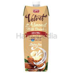 UFC Velvet Almond Milk Original 1lit