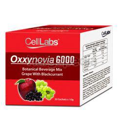 Celllabs Oxxynovia 6000mg 30x10gm